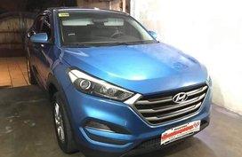 Sell Blue 2017 Hyundai Tucson in Manila