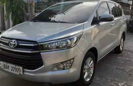 Sell Silver 2019 Toyota Innova in Manila