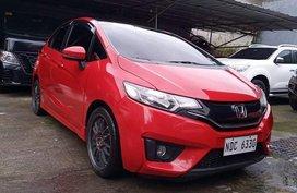 Sell Red 2016 Honda Jazz in Manila
