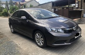 Honda Civic 2013 1.8E AT