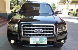 Sell Black 2009 Ford Everest in Manila