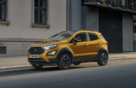 2021 Ford EcoSport: Expectations and what we know so far