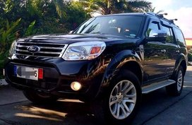 Sell Black 2015 Ford Everest SUV in Manila