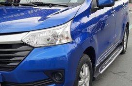 Sell Blue 2016 Toyota Avanza in Manila
