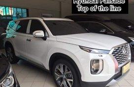 Sell White 2020 Hyundai Palisade in Manila