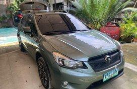 Sell Silver 2013 Subaru XV in Lapu-Lapu City