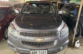 Sell Grey 2016 Chevrolet Trailblazer in Cebu