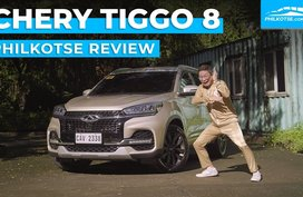 2020 Chery Tiggo 8 Review: Premium features on a budget-friendly package