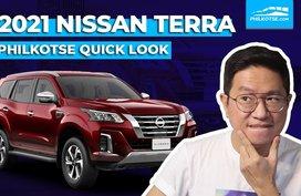 2021 Nissan Terra facelift / X-Terra revealed: Sharper, Better