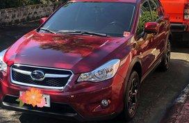 Sell Red 2016 Subaru XV in Marikina