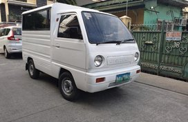 Sell White 2010 Suzuki Multicab in Pasay