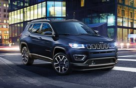 2020 Jeep Compass comes with P365K cash discount this month