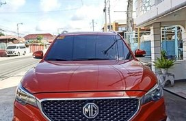 Sell Red MG ZS 2019 in Batangas