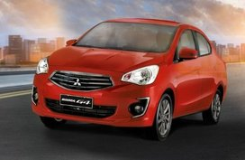 Mitsubishi Mirage G4 available with P8K DP this month