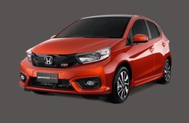 2020 Honda Brio top-spec variant available with P29K low DP promo