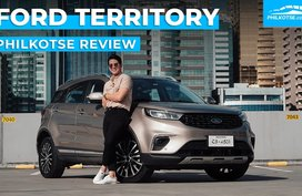 2021 Ford Territory Review: Say hello to the baby Explorer
