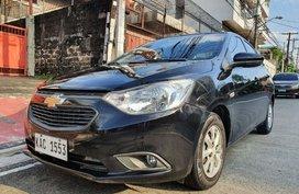Lockdown Sale! 2018 Chevrolet Sail 1.5 LT Automatic Black 29T Kms KAC1553