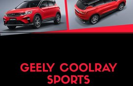Sell Red 2020 Geely Coolray in Cavite