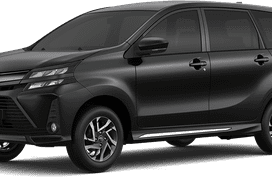 Toyota avanza Black Metallic