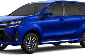 Toyota avanza dark blue se