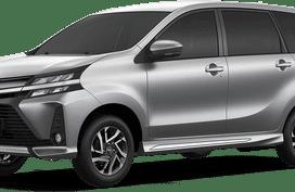 Toyota Avanza  Silver Mica Metallic