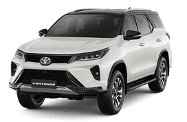 toyota fortuner White Pearl Crystal Shine