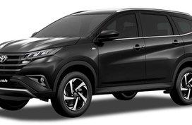 Toyota Rush Black Metallic