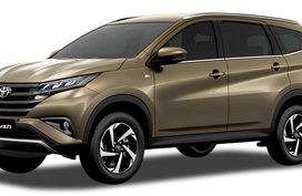 Toyota Rush Bronze Mica Metallic