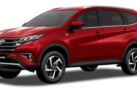 Toyota Rush Dark Red Mica Metallic