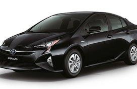 Toyota Prius Attitude Black
