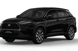 Toyota Corolla Cross Attitude Black