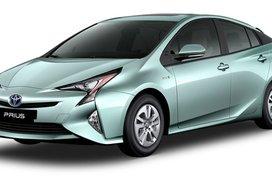 Toyota Prius Dark Blue Mica Metallic