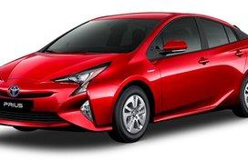 Toyota Prius Emotional Red