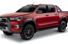 Toyota Hilux Emotional Red