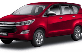 Toyota Innova Red Mica Metallic