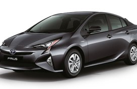 Toyota Prius Metallic Gray