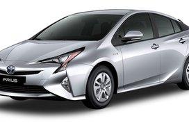 Toyota Prius Silver Metallic