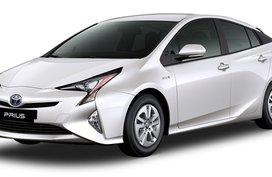 Toyota Prius White Pearl