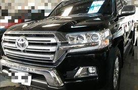 2018 Toyota Land Cruiser Bulletproof Landcruiser Auto