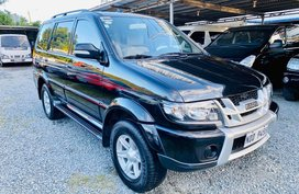 2017 ISUZU CROSSWIND XUV BLACK AUTOMATIC FOR SALE