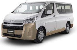 Toyota Hiace Luxury Pearl Toning