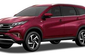 Toyota Rush Bordeaux Mica Metalllic