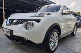 Nissan Juke 2017 Acquired CVT