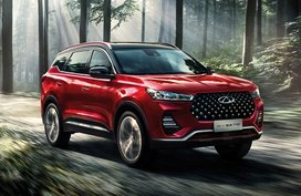 Chery Tiggo 7 Pro appears to be all set for PH debut