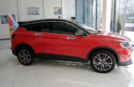 Sell Red 2020 Geely Coolray in Manila