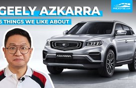6 Things we like about the 2020 Geely Azkarra