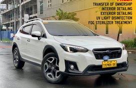 2018 Subaru XV 2.0i-S CVT A/T Gas