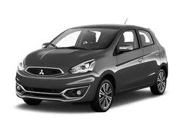 Mitsubishi Mirage Virgil Gray