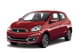 Mitsubishi Mirage Wine Red Pearl
