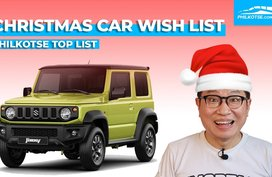 12 Christmas vehicle wishlist: Which cars do we dream to have?